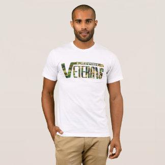 I Support Veterans Tシャツ