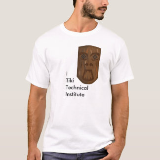 I Tikiの技術的な協会 Tシャツ