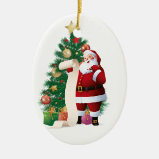 I've Been Good Ornament セラミックオーナメント