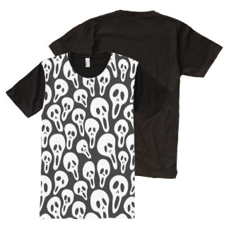 I Want To Hear You Scream All Over Print T-Shirt オールオーバープリントT シャツ