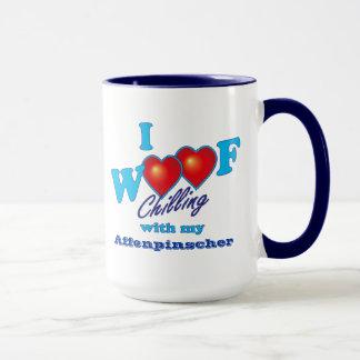 I Woofのアーフェンピンシャー マグカップ