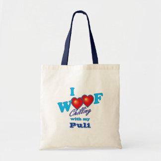 I Woof Puli トートバッグ