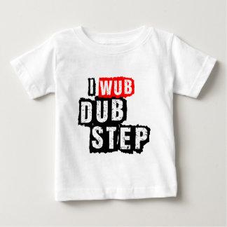 I Wub Dubstep ベビーTシャツ