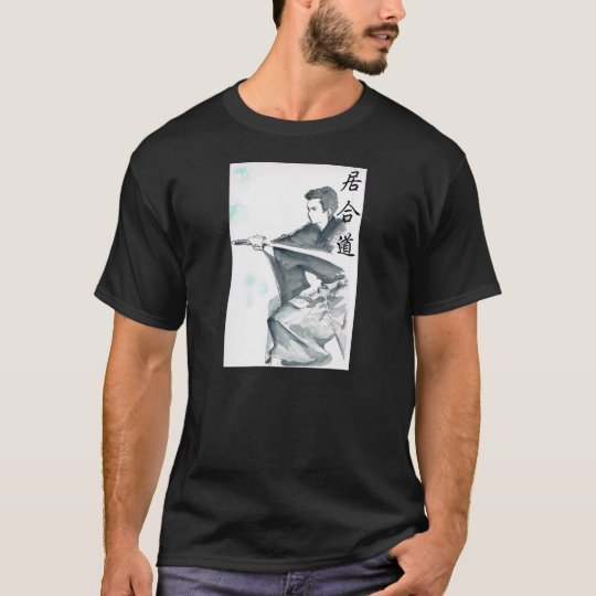 IAIDO Tシャツ