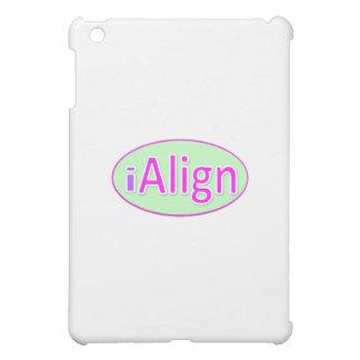 iAlignの真新しい緑 iPad Miniケース