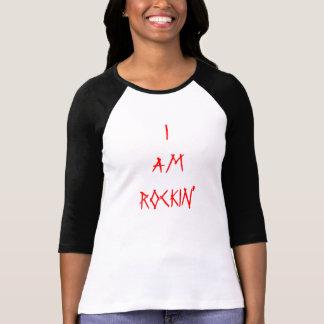 IAM ROCKIN Tシャツ