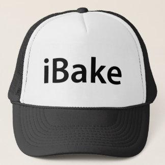 iBakeの帽子 キャップ