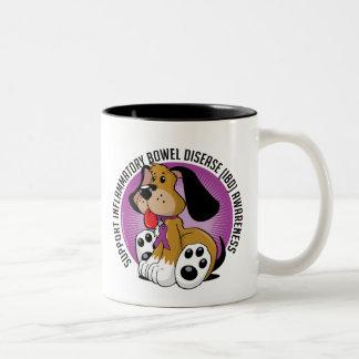 IBD犬 ツートーンマグカップ