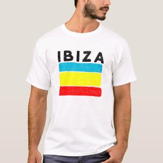 Ibizaのスタンプ Tシャツ
