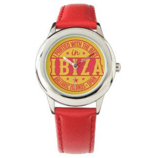 IBIZAスペインの腕時計 腕時計