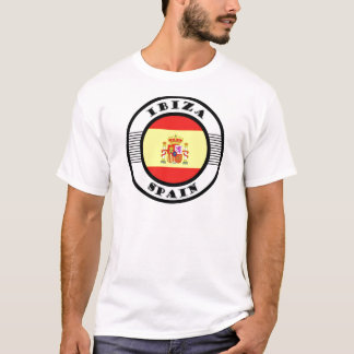 Ibizaスペイン Tシャツ