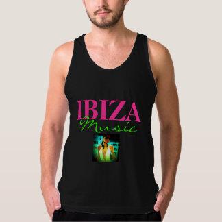 Ibiza音楽 タンクトップ