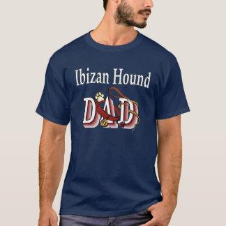 Ibizan猟犬のパパの服装 Tシャツ