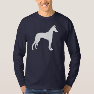 Ibizan猟犬の(白い) Tシャツ、服装及びギフト Tシャツ