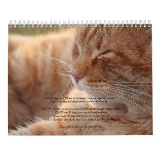 iCatは永久にカレンダーを争います カレンダー