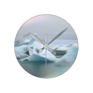 Iceconesの円形の時計 ラウンド壁時計
