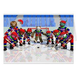 icehockey カード