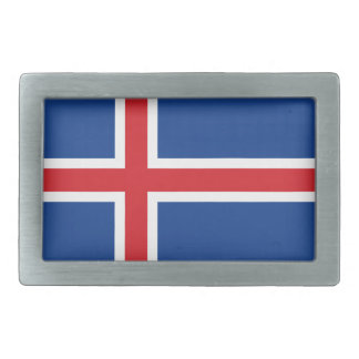 Iceland.ai 長方形ベルトバックル