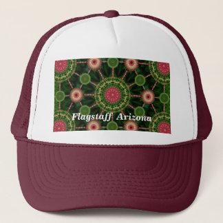 Iceplantの曼荼羅の配列の帽子 キャップ