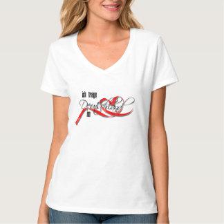 Ichのtrageドイツim Herzen Tシャツ