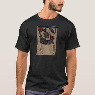 Ichiriki相撲のレスリング選手 Tシャツ