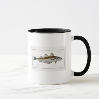 「Ichthyolからの白亜(GadusのMerlangus)のプレートLXV マグカップ