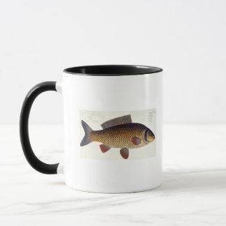 「Ichthyologiからのコイ(Cyprinus Carpio)のプレートXVI マグカップ