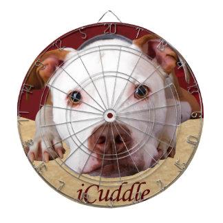 iCuddleのピットブル ダーツボード
