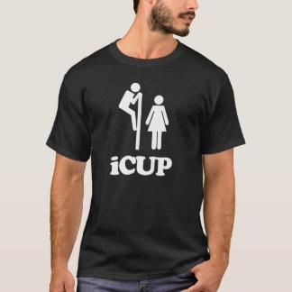 iCUPかI.C.U.Pのワイシャツ Tシャツ