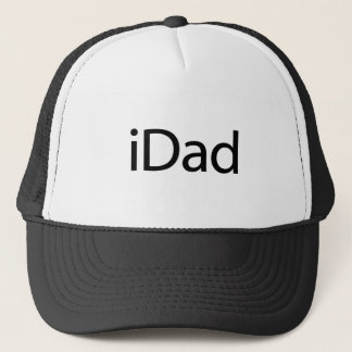 iDadの帽子(iのパパ) -パパのためのギフト キャップ