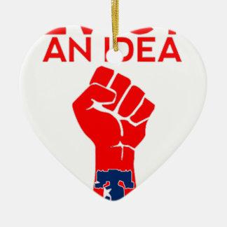 Idea_Liberty鐘を立ちのかせることができません セラミックオーナメント