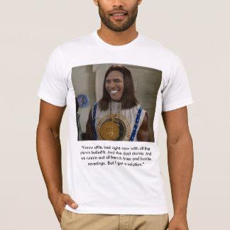 Idiocracyオバマ Tシャツ