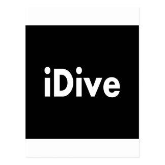 iDive ポストカード
