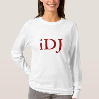 iDJ -音楽シリーズ Tシャツ