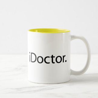 iDoctor ツートーンマグカップ