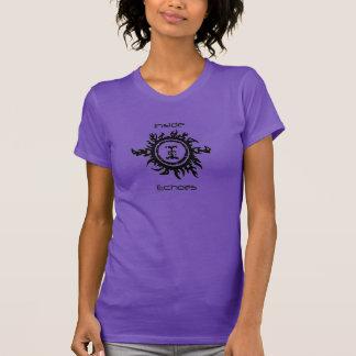 IEのワイシャツの紫色 Tシャツ