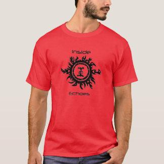 IEのワイシャツの赤 Tシャツ