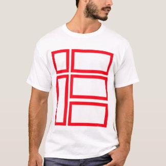 IEの大きいロゴ Tシャツ