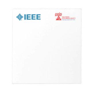 IEEE PELSのメモ帳 ノートパッド