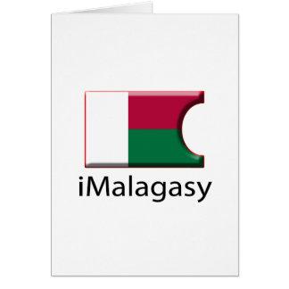 iFlagマダガスカル カード