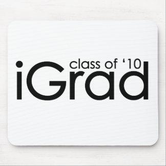iGrad 2010の卒業生 マウスパッド