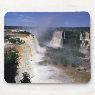 Iguacuの滝、ブラジル マウスパッド