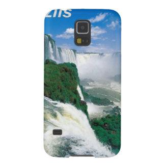Iguassuアンジーの自然な驚異 Galaxy S5 ケース