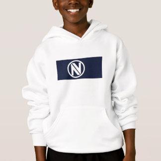 iHIT NACSの役人のフード付きスウェットシャツ