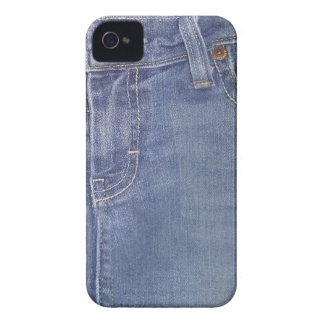 Ihone 4Sカバー、デニムのジーンズ Case-Mate iPhone 4 ケース