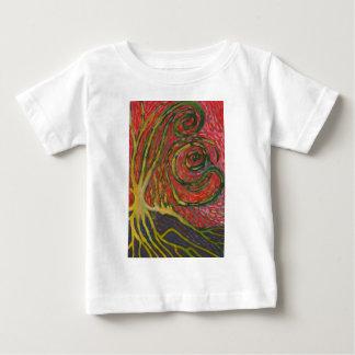 IIIを巻くこと ベビーTシャツ
