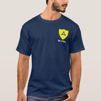 """III隊""""アメリカハンマー"""" Tシャツ"""