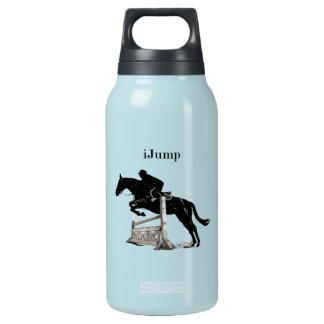 iJumpの馬の跳躍 断熱ウォーターボトル