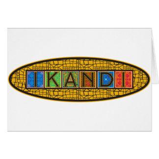 Ikandi カード