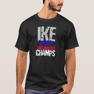 ikeのサッカーは2007年をむしゃむしゃ食べます tシャツ
